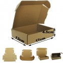 17x13x4.5cm Cajas postales Automontables