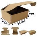 22,5x17x9cm Cajas Postales Automontables
