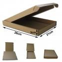 28x21x3cm. Cajas automontables para ipad y tablet