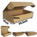 29,5x17x6cm. Cajas postales automontables