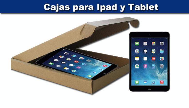 Cajas para tablet ipad
