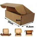 25x17,5x8cm Cajas Postales Automontables